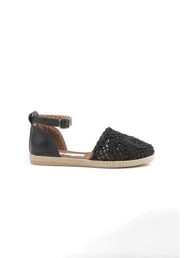 Tripy Sandalet Siyah